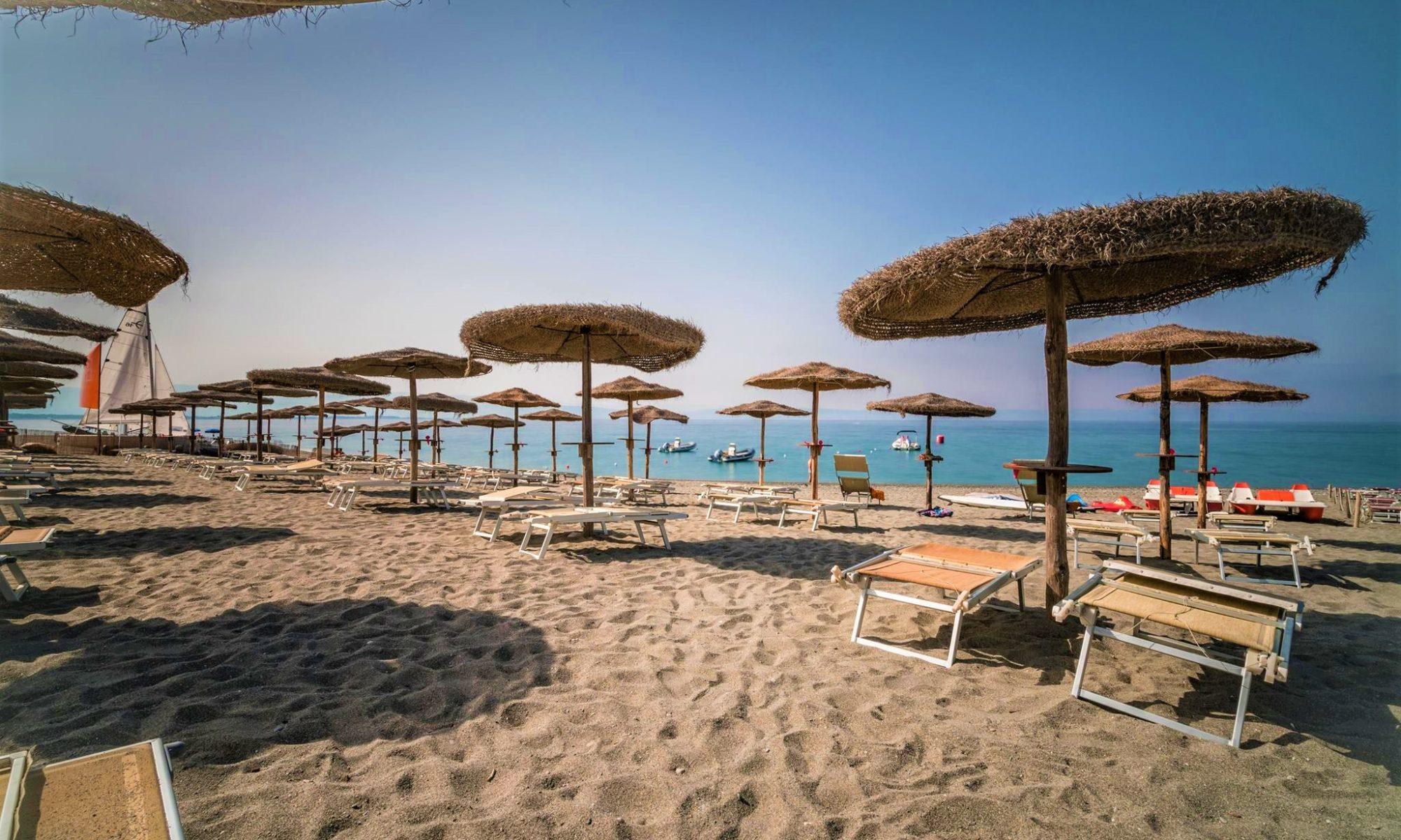 Spiaggia di Gizzeria, Catanzaro
